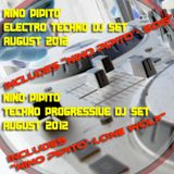 NinoPipito' electro-techno dj-set-mix August2012