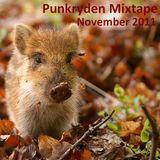 Punkryden Mixtape : November 2011