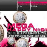 Mega Happy Night - Atrium Kiel 16.01.2016 - DJ Baxi Livecut