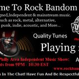 Just Jay (Jay Regan) Philly Area Independent Music Scene Radio Show on Rock Bandom Radio 9-2-14