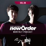 Club Piccadilly 『newOrder』 Official Monthly Podcast Vol,08 mixed by Ray & Shinji