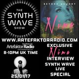 THE SYNTH WAVE SHOW 'NINA - Synth Wave Live Special'  (SWS17)
