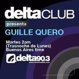 Guille Quero - Delta Club on Delta 90.3 FM - 23-Mar-2016