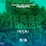 Herbs Campaign Riddim Promomix (WMG Lab Records) ChrisVilleja GacekKillah, JamaicaPoland
