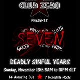 [INDUSTRIAL] Club Zero's Seven Deadly Sinful Years: Pride - pt1