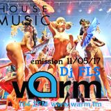 7 Funky House dj FLS émission Warm fm 11/05/2017