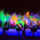 Partydul KissFM ed442 sambata - ON TOUR The Color Run Night Cluj-Napoca