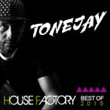 TONEJAY presents HOUSE FACTORY - BEST OF 2015 @ FACTORY PUB - BETHUNE (FR)
