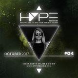 Danny Bright - HYPE Techno Podcast | #04 | October 2017