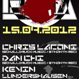 15.04.2012 Electronic Sunday mit Dan Chi