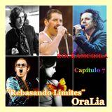 Rebasando Límites con OraLia- Capítulo 7 por RockAmerika, Rock Story - 21 de junio de 2018.