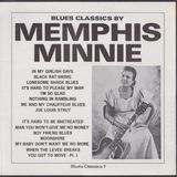 Memphis Minnie ‎– Blues Classics By Memphis Minnie