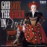 God Save The QUEEN in Paris