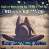 Zonum, Xavi V, Deep & Body Work - Balian Records - ade