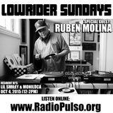 Lowrider Sundays w/ Ruben Molina