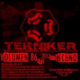 TTPCDmix586 Compiled & Mixed by Tekniker [2017] Volumen 86