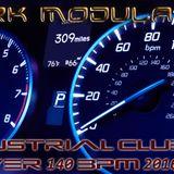 Industrial Club Mix over 140bpm 2016 - 2017 From DJ DARK MODULATOR