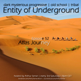Arthur Sense - Entity of Underground #052: Atlas Journey [Dec 15] on Insomniafm.com