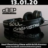Soul Chemistry Show Episode 215 - 13.01.20
