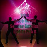 Funk Disco House Sunday Session 009 - Dj Pita B
