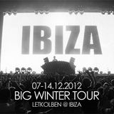 LetKolben at Keeper Club - Ibiza, Spain - 08.12.2012