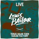Louis Bailar Live @ Terug Naar Toen Sugar Factory (Warm-Up) 17-04-12