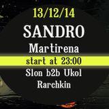 Sandro Martirena - Poliana Cafe - Dj Mix