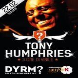 Tony Humphries @ DYRM? (at Cutty Sark), Pescara - 22.02.2013  Tony Humphries