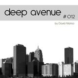 David Manso - Deep Avenue #012
