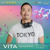DJ TOMO Live at VITA Spring Party 3/31/2018
