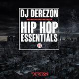 Hip Hop Essentials #1 mixed by Dj Derezon