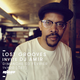 Lost Grooves Radio Show #56 Rinse Fr (special guest Dj Amir / 180 Proof Records)