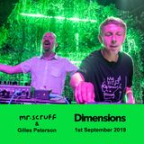 Mr. Scruff & Gilles Peterson DJ Set - Dimensions Festival, Croatia 2019