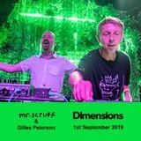 Mr. Scruff & Gilles Peterson DJ Set - Dimensions Festival, Croatia 2019