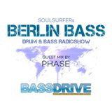 Berlin Bass 031 - Guest Mix by PHASE