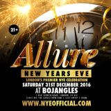 @DJNateUK Allure NYE Promo Mix 2016