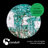 Conduit Set #002   Collapsible Alpenhorn (curated by John Schaefer) [EasyRiser]