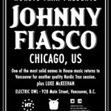 Johnny Fiasco - Live in Vancouver - March 3, 2012