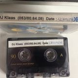 K7/Cassette from Bar TopTien [be] from 12/09/1998 Mixed by Dj Klaas/Jeks