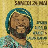 Sadar Bahar @ My Grooves, Djoon, Saturday May 24th, 2014