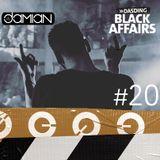 DASDING 90.8 FM | Black Affairs #20 | Mar.17 (mixed live by DJ Damian)