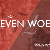 The Seven Woes #4 — Straining Gnats