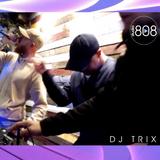 The Middle Floor - Studio 808 - DJ TRIX - 20.10.18