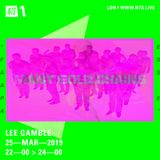 Lee Gamble - 25th March 2019