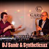 Syntheticsax & Dj Sandr - Live In Garden Cafe