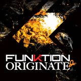 FUNKTION & ORIGINATE @ THE VOLKS - KOSINE [93 SET] FEAT KERNEL MC