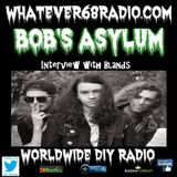 Bobs Asylum Radio live on Whatever68 Radio interview with Blands recorded live 6.19.17