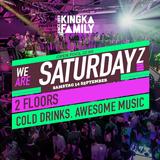 We are Saturdayz - HouseFloor 10.13.  DJ Steve Blunt