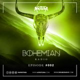 AfroTura - The Bohemian RadioShow #002