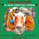 Churros con Chocolate Barcelona 05/10/2014 @GiulioMalatesta